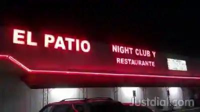 el patio restaurant 7 nightclub near e