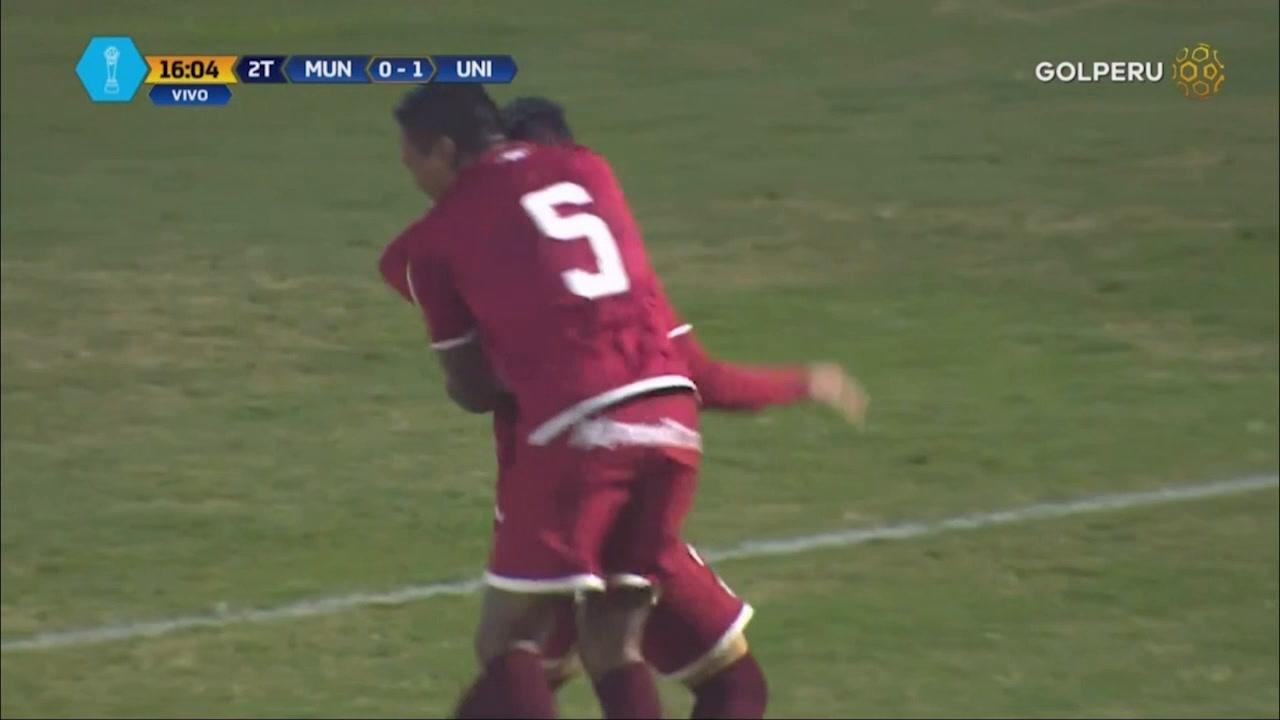 Universitario Vs Municipal En Vivo Online: En Directo Vía Gol Perú Javier  Núñez Anotó El Segundo Gol Para Los 'cremas'   Video   Deportes    Larepublica.pe