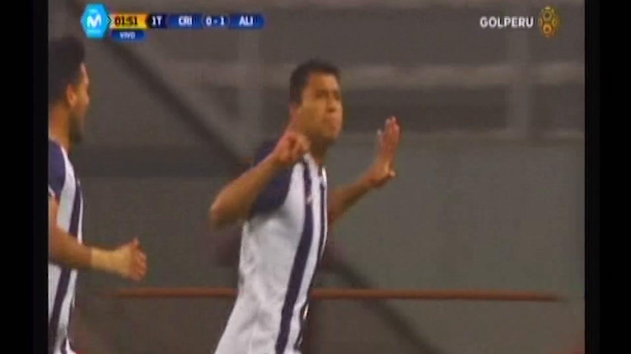 Sporting Cristal Vs Alianza Lima: Gol De Rinaldo Gruzado Por Tercera Fecha  Torneo Apertura 2018   Deportes   Larepublica.pe