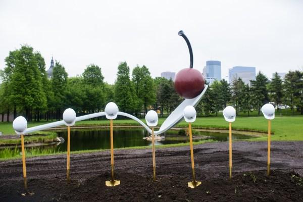 Minneapolis Sculpture Garden Revamp Begins