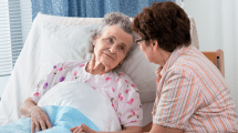Aging Caregivers Face Challenges