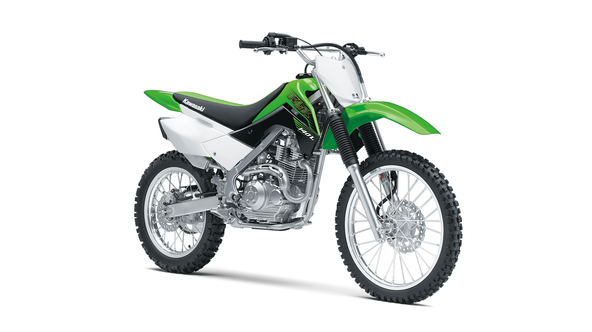 2020 KLX®140L KLR™/KLX® Motorcycle by Kawasaki