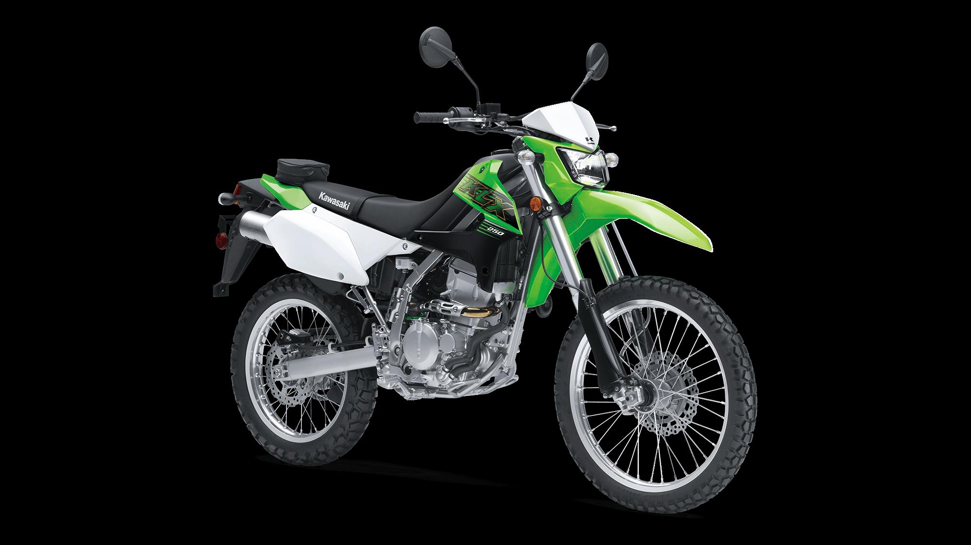 Kawasaki Klx Scrambler