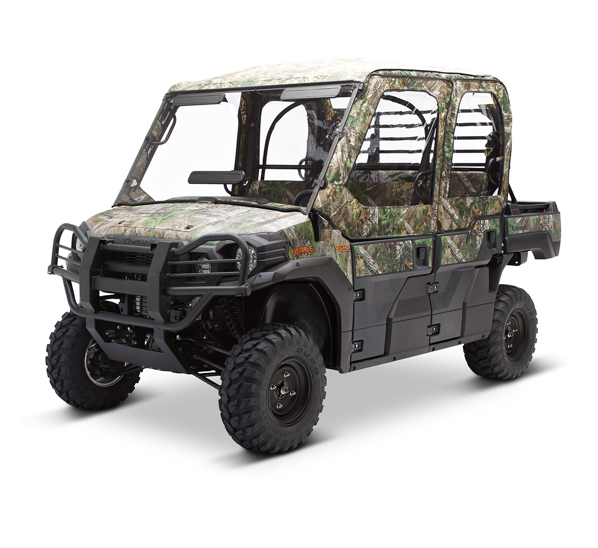 hight resolution of mule pro fxt sportsman package