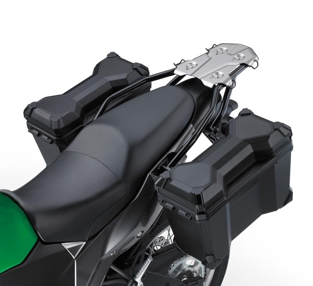medium resolution of 17 liter hard saddlebag set
