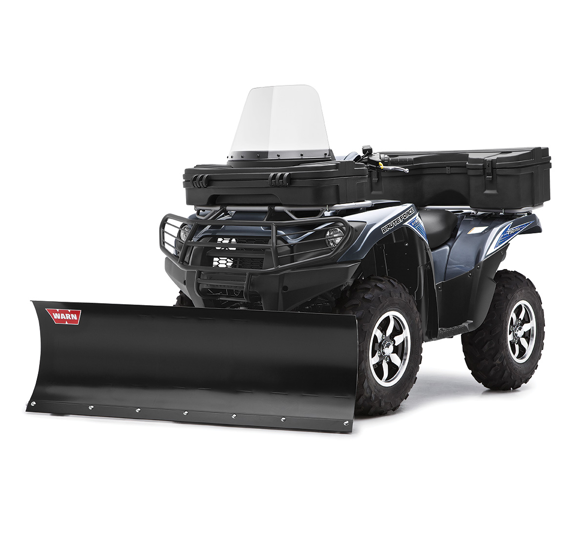 warn pro vantage plow system front mount plow blade 54  [ 1200 x 1100 Pixel ]