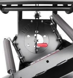 warn pro vantage plow system front mount plow frame [ 1200 x 1100 Pixel ]
