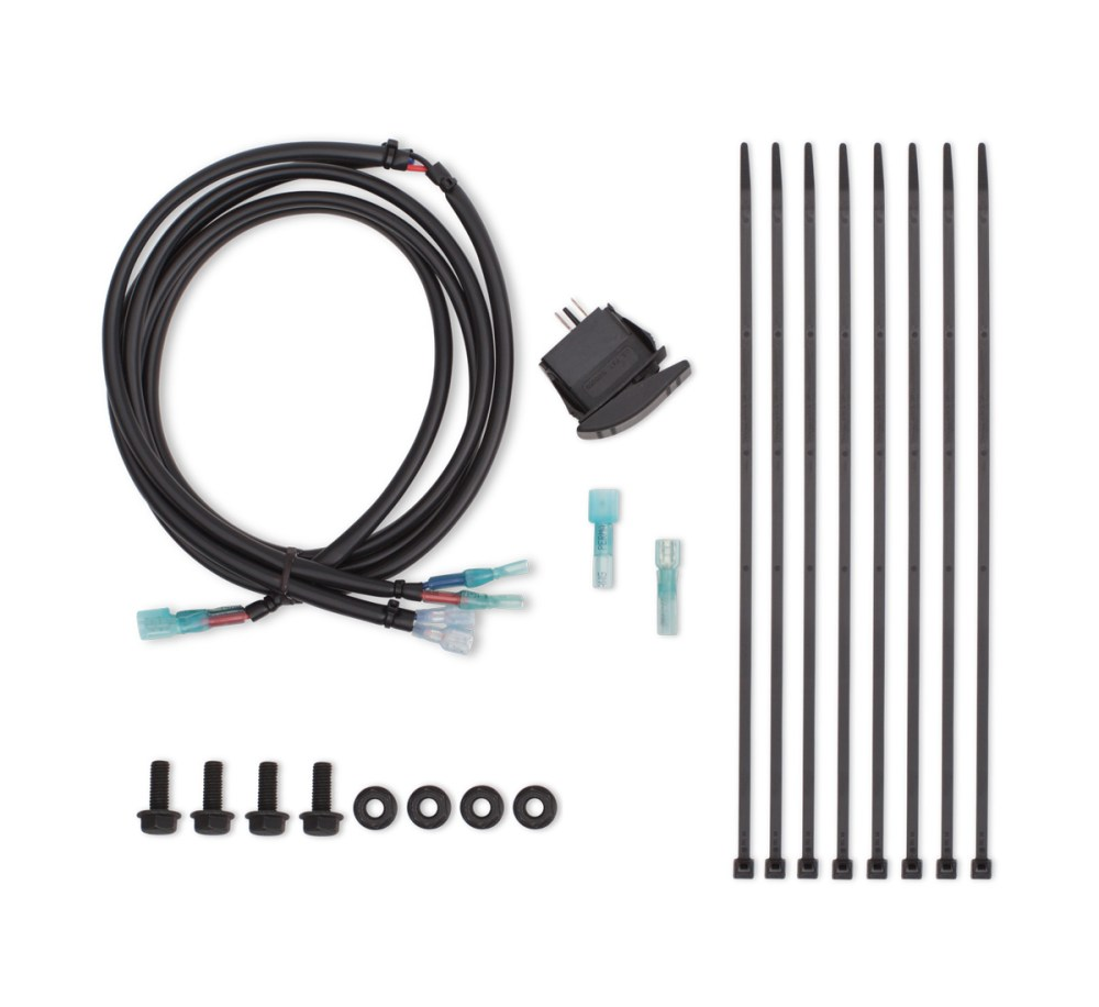 medium resolution of led lightbar harness kit
