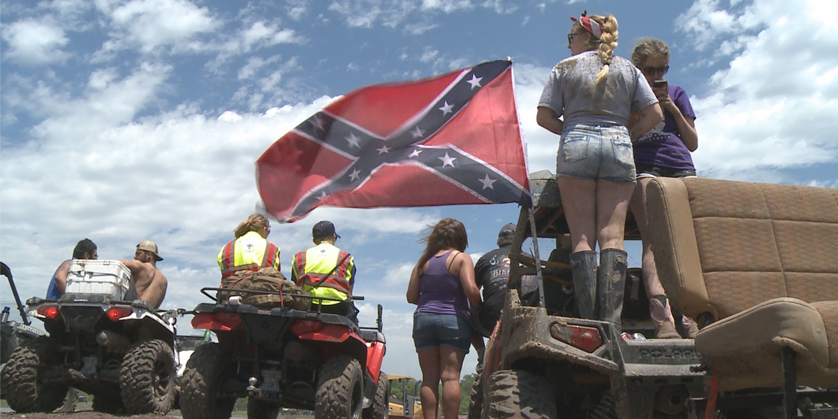 Mud Booze And Another Death At Texas Rednecks Rallies