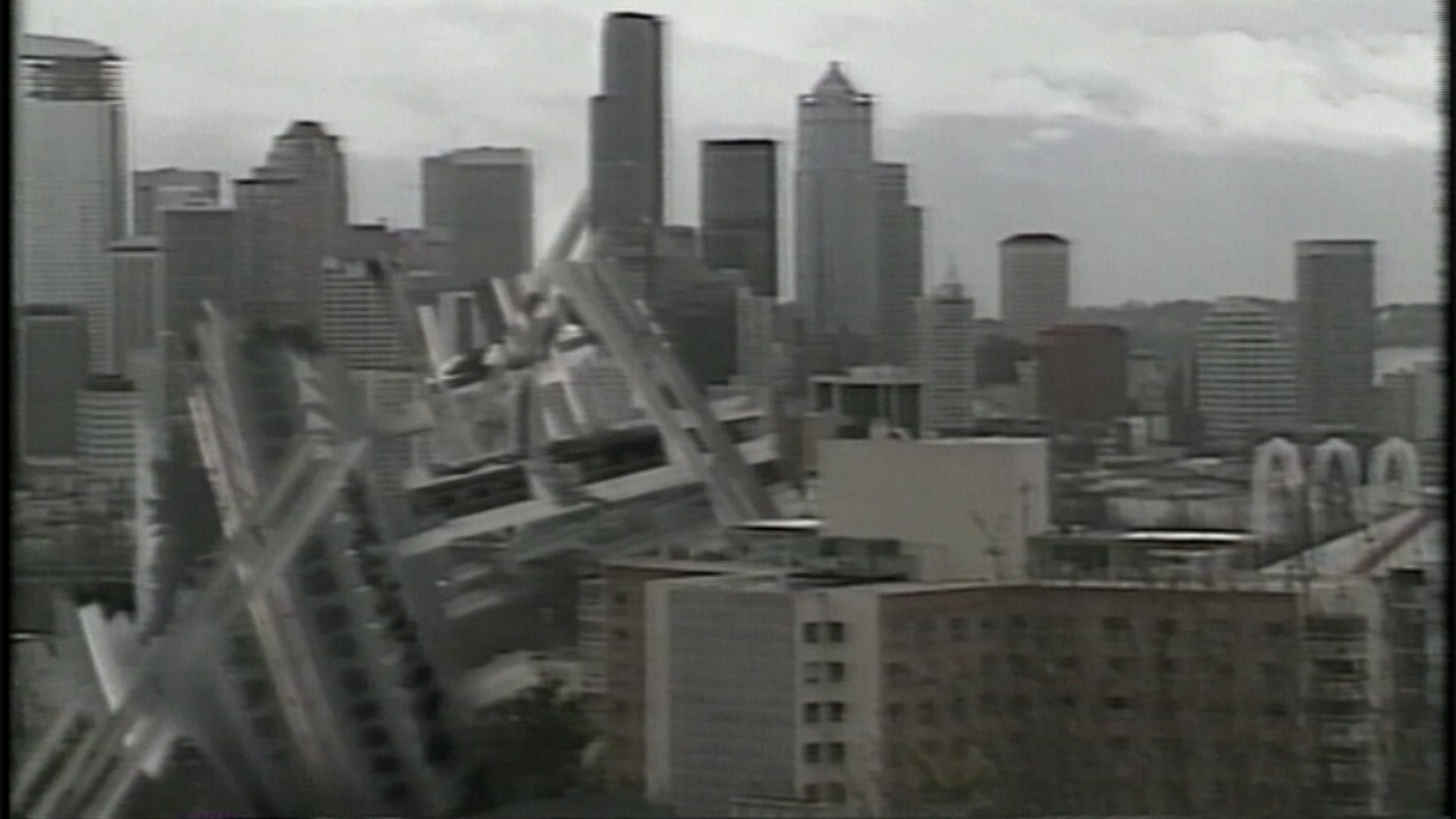 King Falls Am Wallpaper The April Fools Day Prank That Sent Seattle Into A Panic