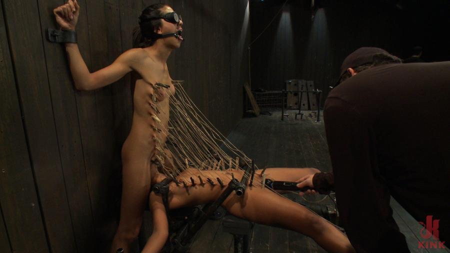 Macchina scopato con cerniera indurre orgasmi (Kink)