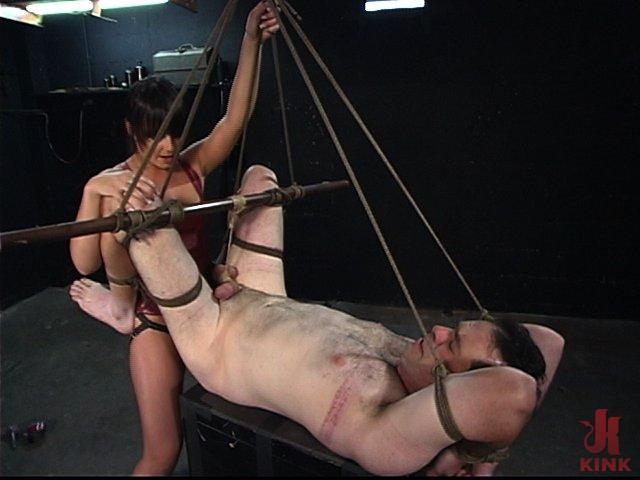 A Slave Milked -