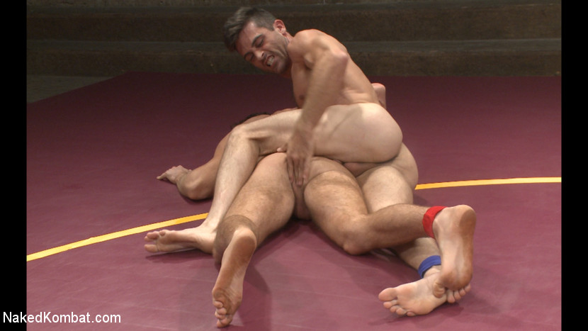 Lance Hart vs Brendan Patrick - wrestling