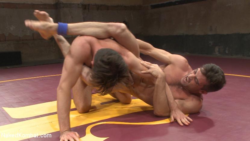 Lance Hart vs Brendan Patrick - Naked Kombat