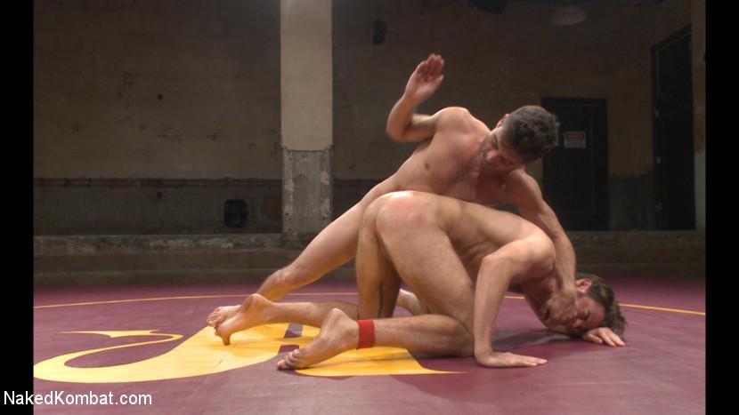 Lance Hart vs Brendan Patrick - submission