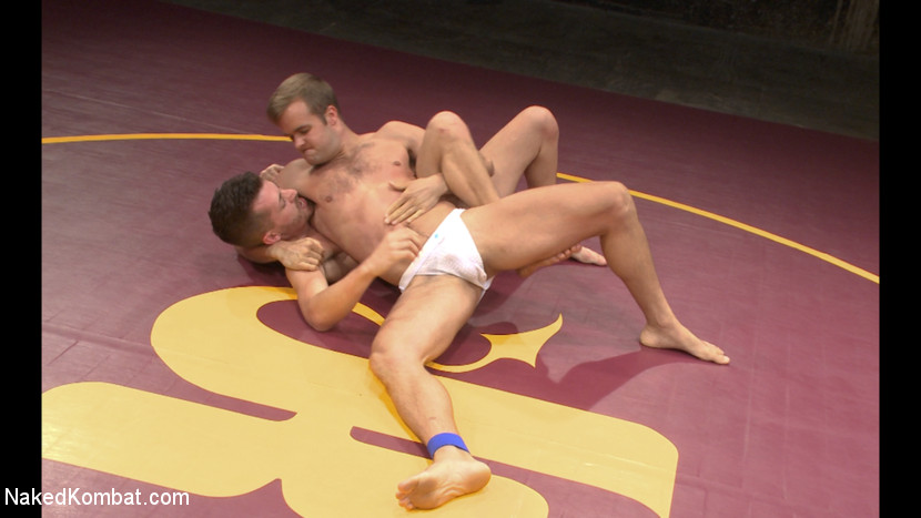 Shawn Andrews vs Connor Patricks - wrestling