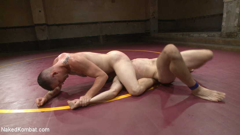 Jed Athens vs Logan Stone - submission