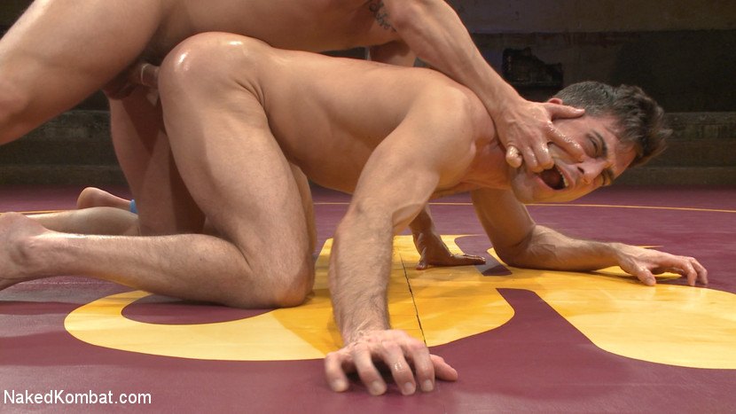 Lance Hart Tussles with Eli Hunter - humiliation