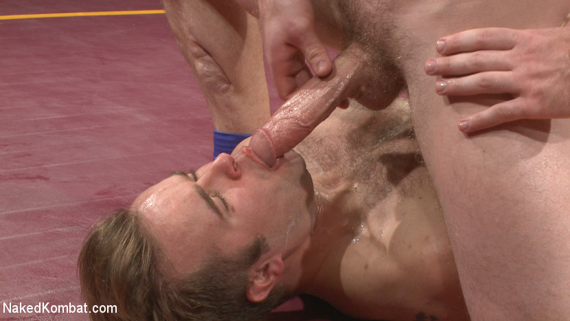 Champ vs Champ: Connor Patricks takes on Doug Acre - blowjob