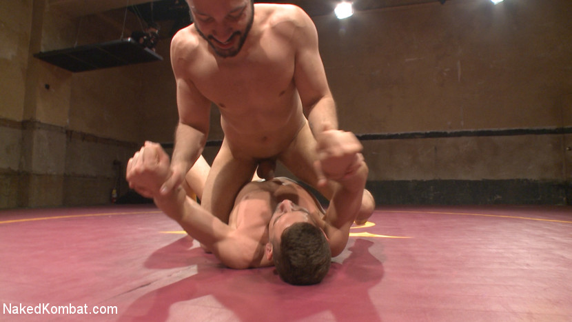 Dylan Strokes v Kyle Kash: Battle of the Fat Cocks - role play
