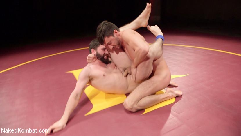 Boner Fight - Winner gets to fuck the loser - gay