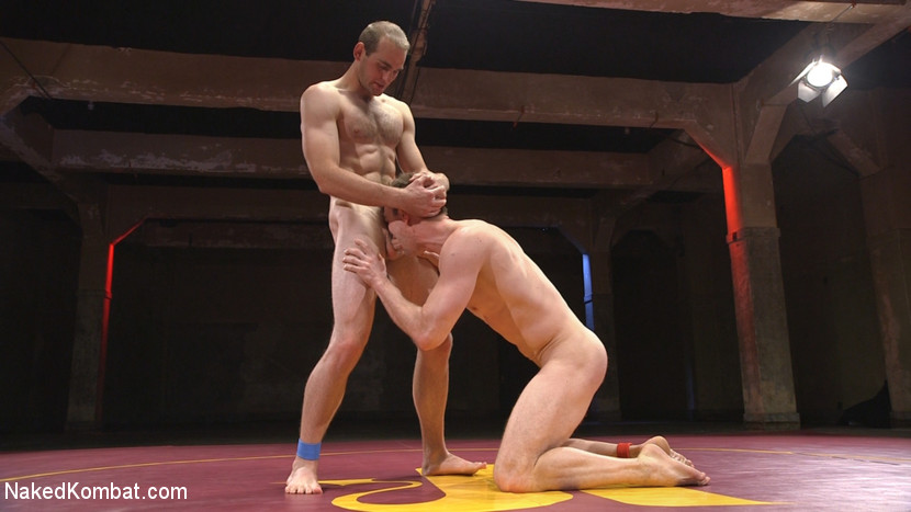 Hung cocks, hungry for the win: Brandon Blake vs. Jonah Marx - rimming