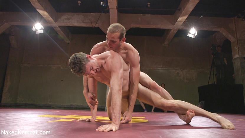 Hung cocks, hungry for the win: Brandon Blake vs. Jonah Marx - anal
