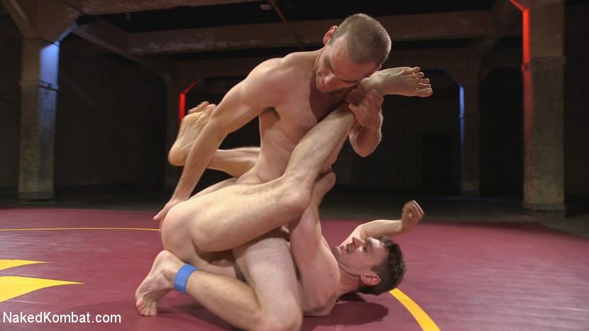 Hung cocks, hungry for the win: Brandon Blake vs. Jonah Marx - blowjob