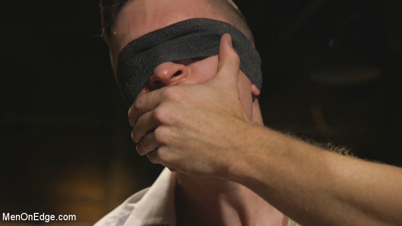 Bank Manager Abducted and Edged to His Limit - Edging