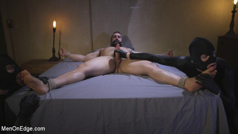 Jaxton Wheeler's Demented Nightmare - rope bondage