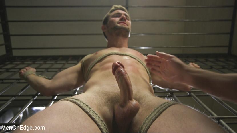 Horny Pervert Takes Some Rough Justice - KinkMen