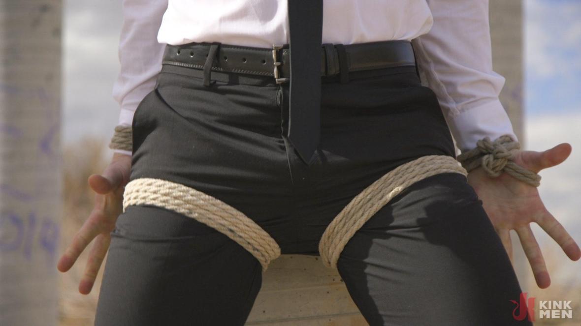 绑定所多玛:第1部分 - 绳索束缚