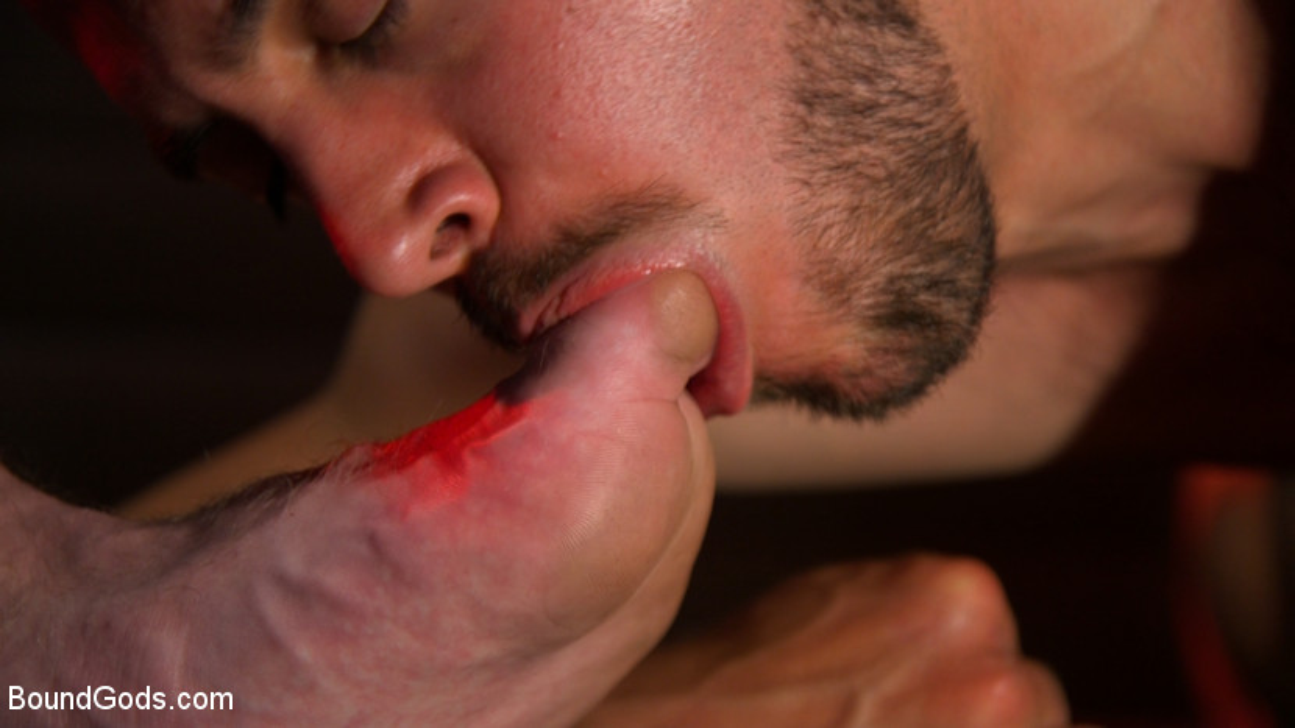 새로운 노예 단테 콜레 (Dante Colle) - 게이