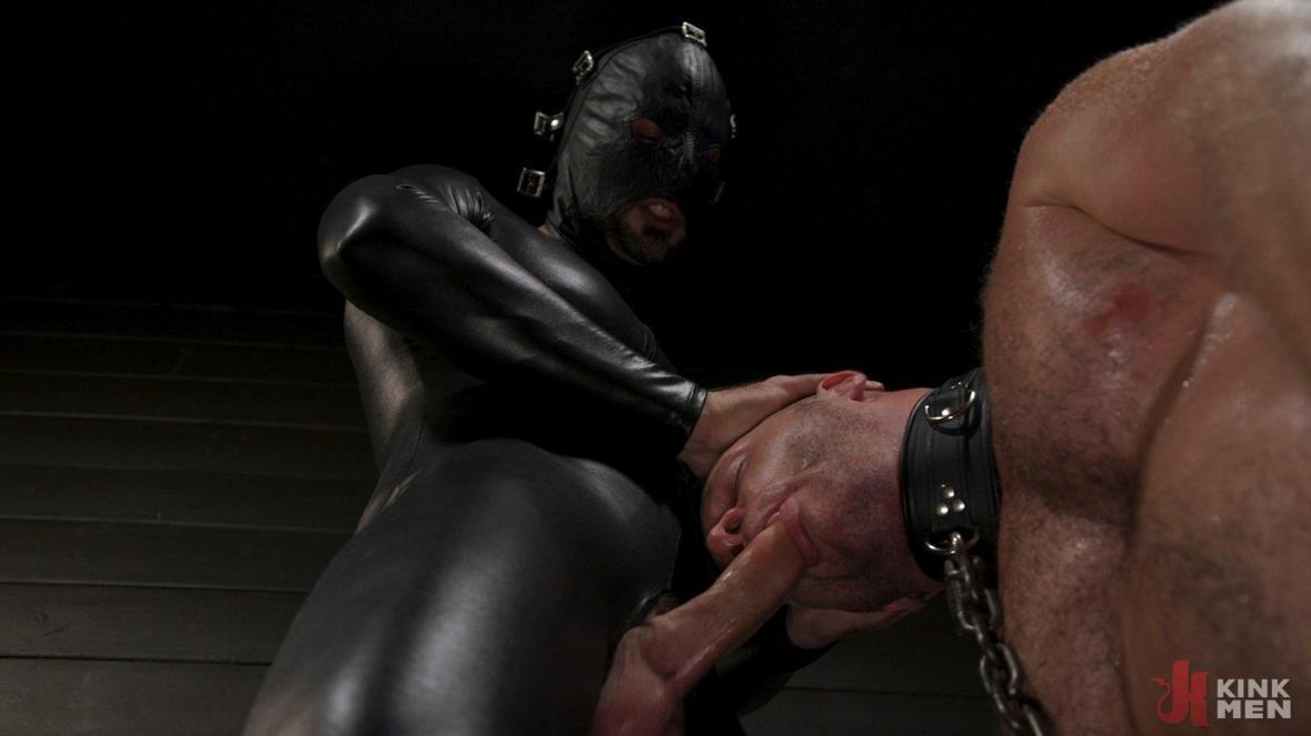 The Good Slave: Tough built boy Brian Bonds returns - bdsm