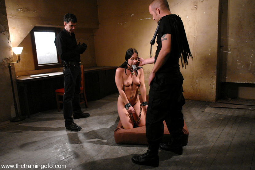 La formazione di Julie Night, Day Two (Kink)