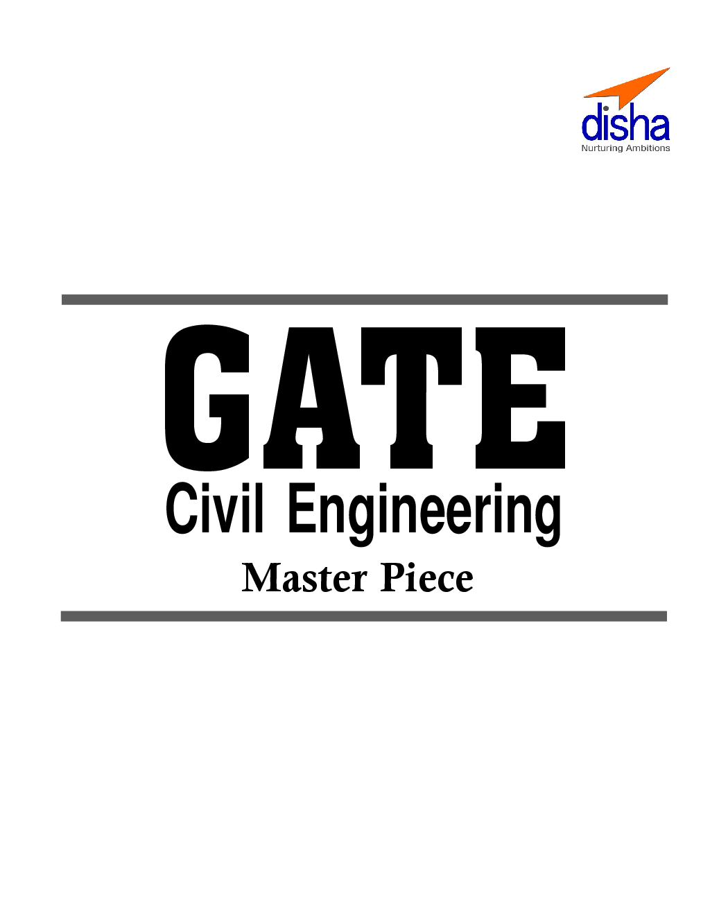 Download GATE 2017 Civil Engineering Masterpiece with 10