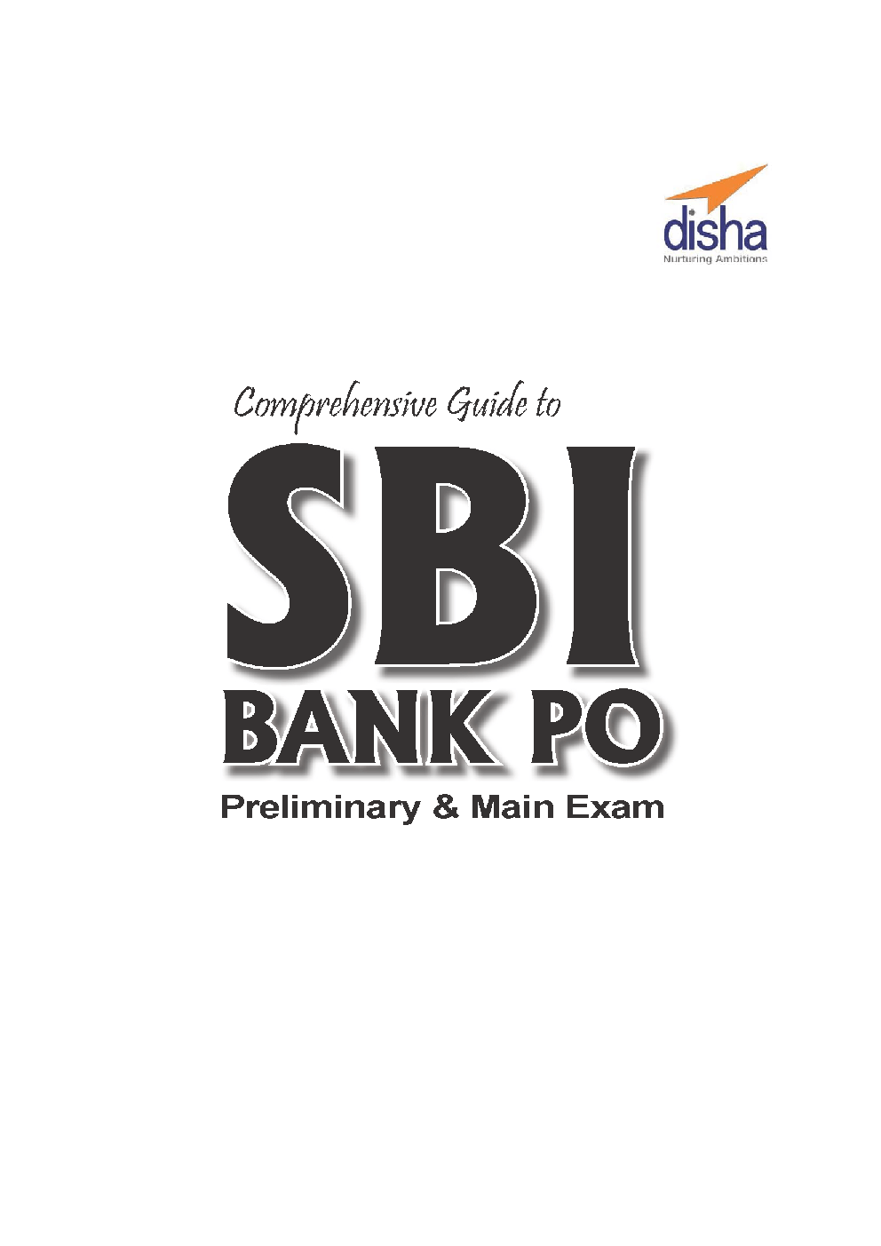 Download Comprehensive Guide To SBI Bank PO Preliminary