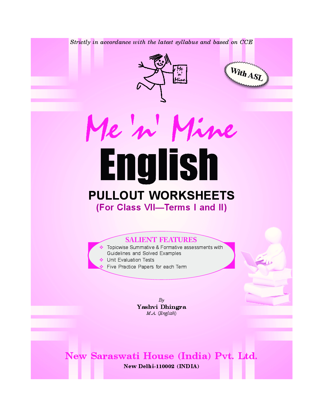 Download Me N Mine English For Class Vii Cbse Pullout
