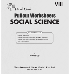 Download Class-8 Social Science Pullout Worksheets PDF Online-2020 [ 1390 x 1090 Pixel ]