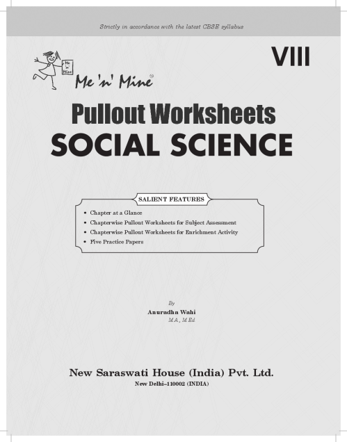 small resolution of Download Class-8 Social Science Pullout Worksheets PDF Online-2020