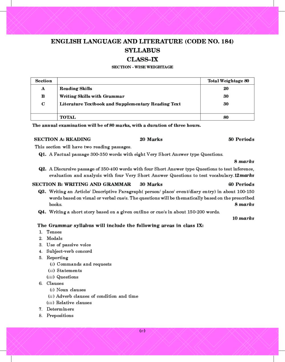 medium resolution of Download Sarswati CBSE Class 9 English Me n Mine Pullout Worksheets PDF  Online 2020-21