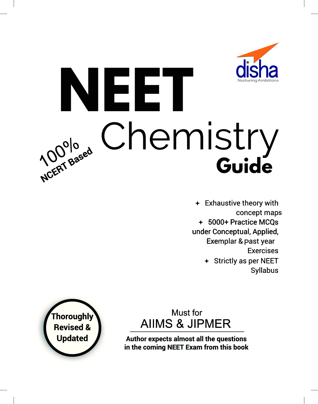 Download NEET Chemistry Guide PDF by Disha Experts 2020