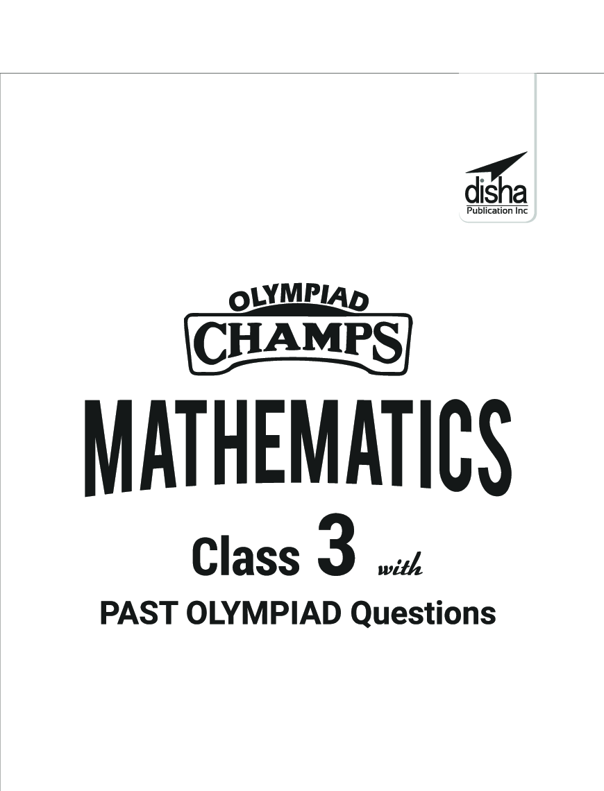 Download Olympiad Champs Mathematics Class 3 with Past