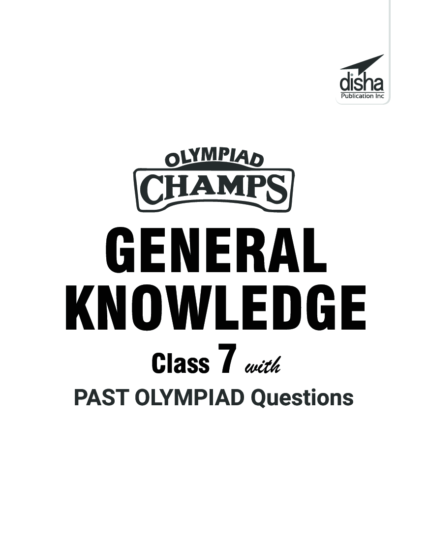 Download Olympiad Champs General Knowledge Class 7 With