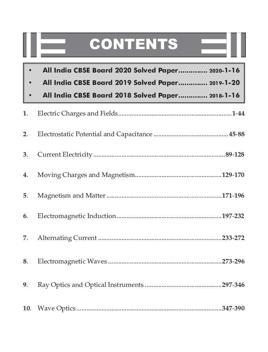 Download Chapter-Wise NCERT + Exemplar + Past 13 Years