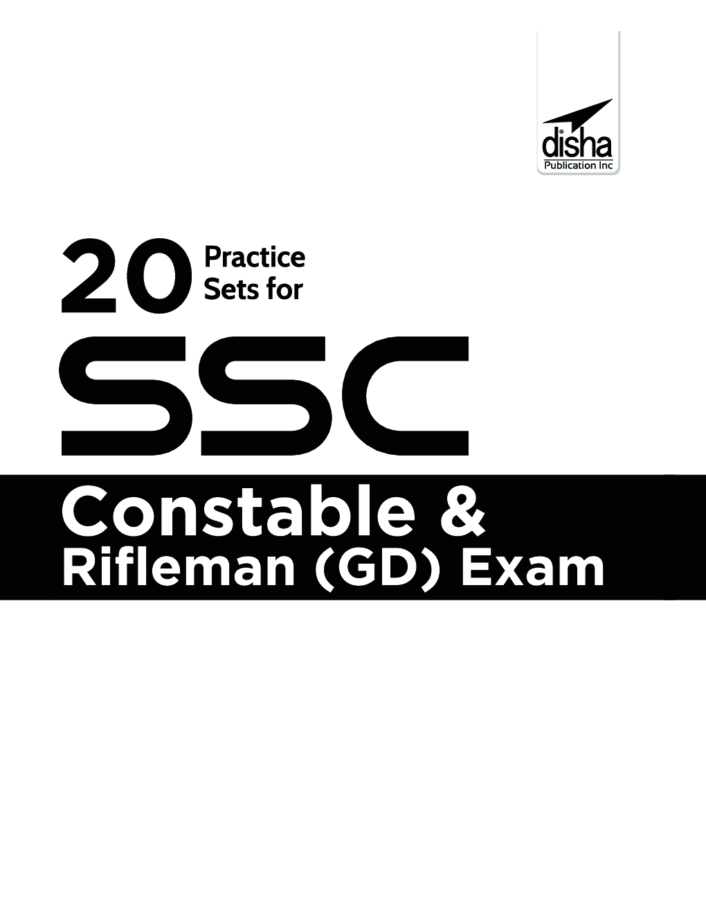 Download 20 Practice Sets For SSC Constable & Rifleman (GD