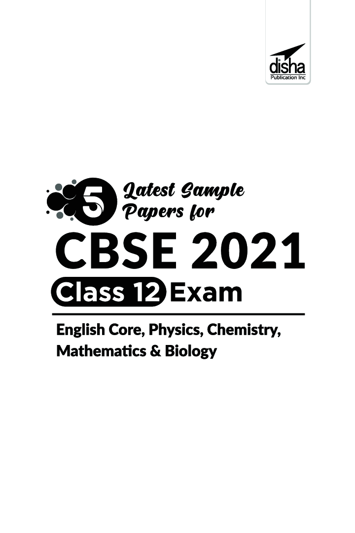 Download Disha CBSE Class-12 English Core, Physics