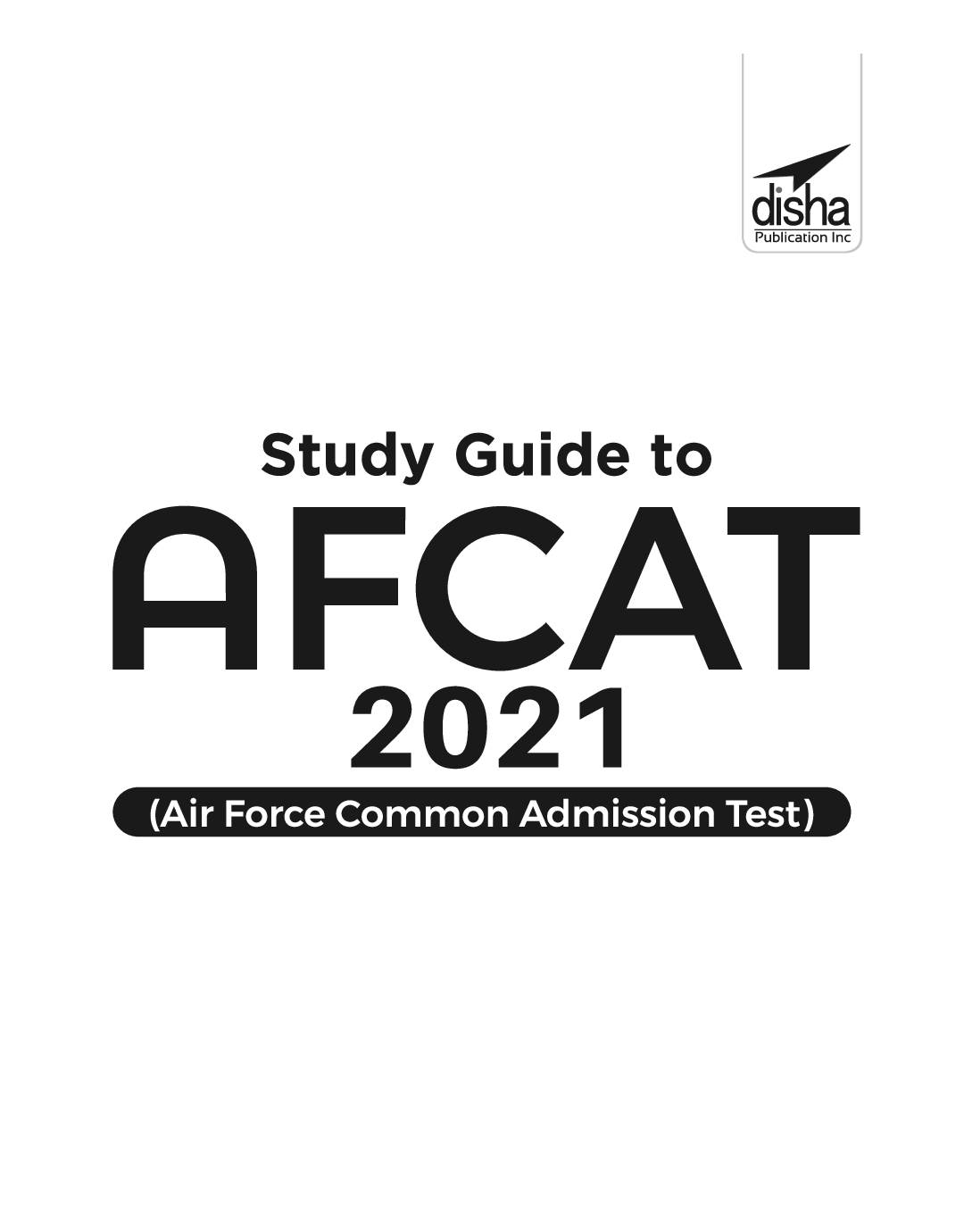 Download Study Guide to AFCAT 2021 (Air Force Common