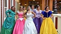 Photos: STL couple's Disney themed wedding | WTSP.com