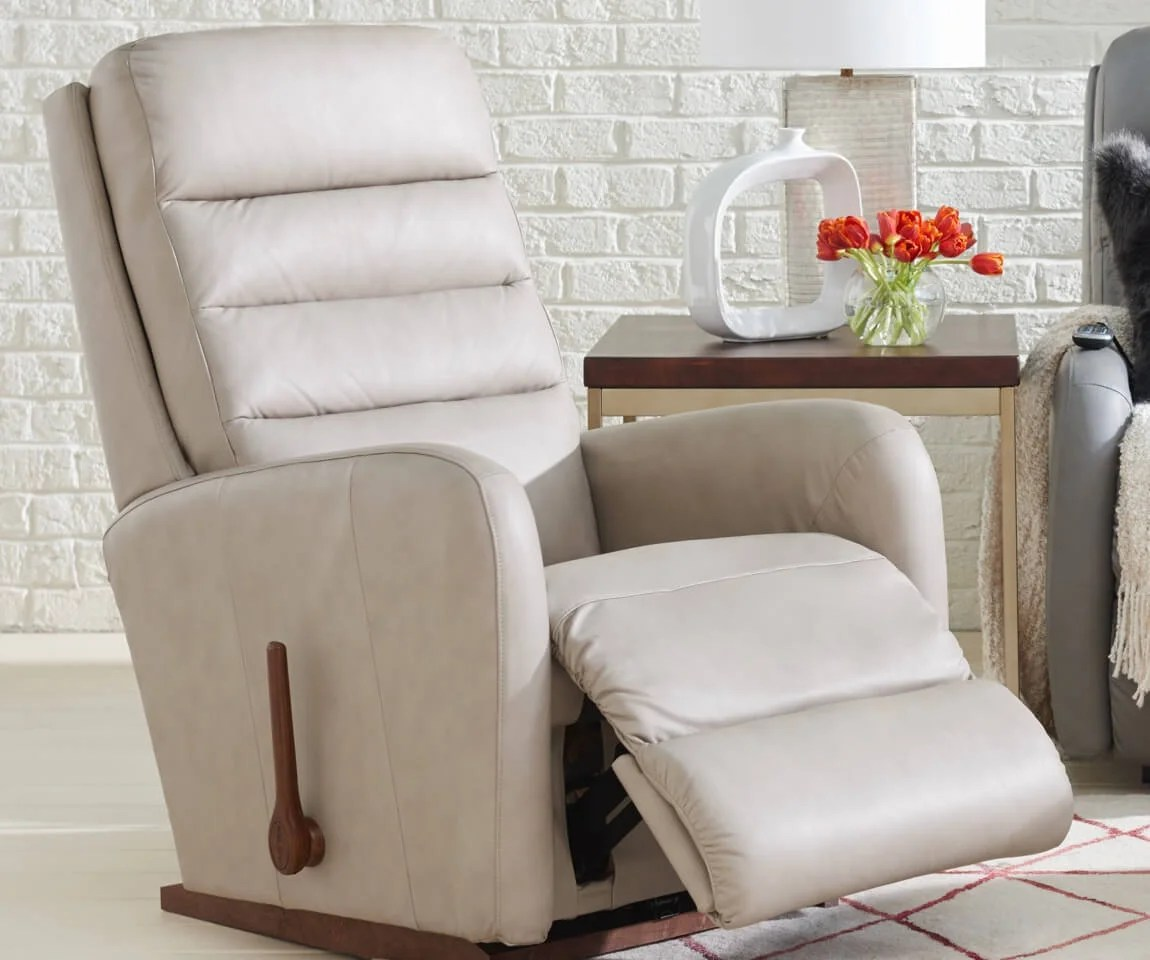 rocking chair recliner for nursery high back dining slipcovers la z boy scene with forum